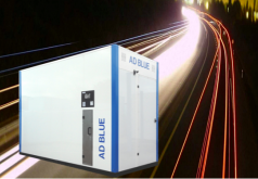Container AdBlue Bluebox